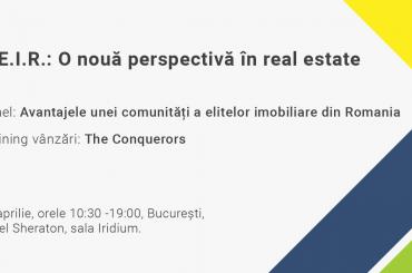 CEIR: o nouă perspectivă în real estate